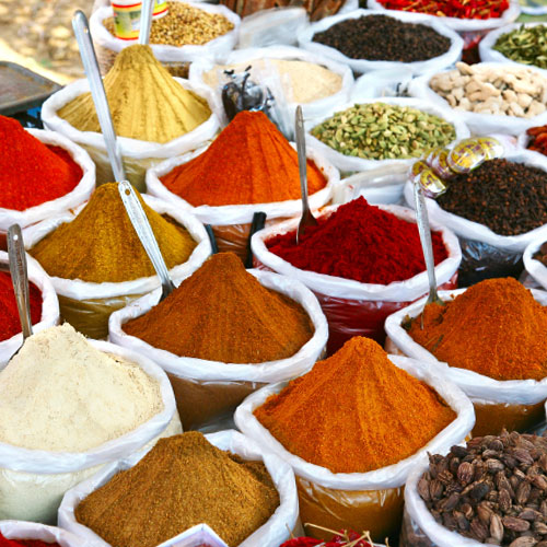 Indian Spices image